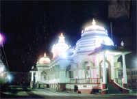 Temple Mangueshi