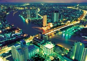 A View of Bangkok