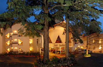 Luxury Hotels in Nainital Arif Castles Packages Offers