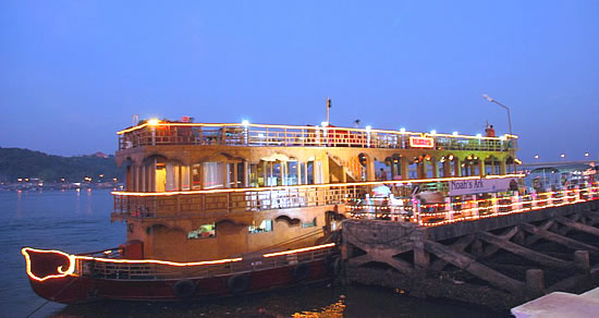 River Mandovi Cruise