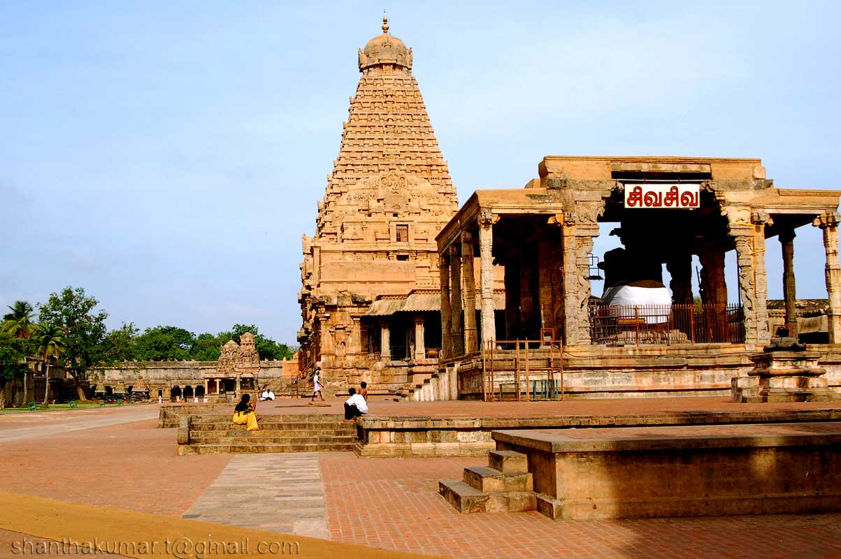 Thanjavur Big Temple