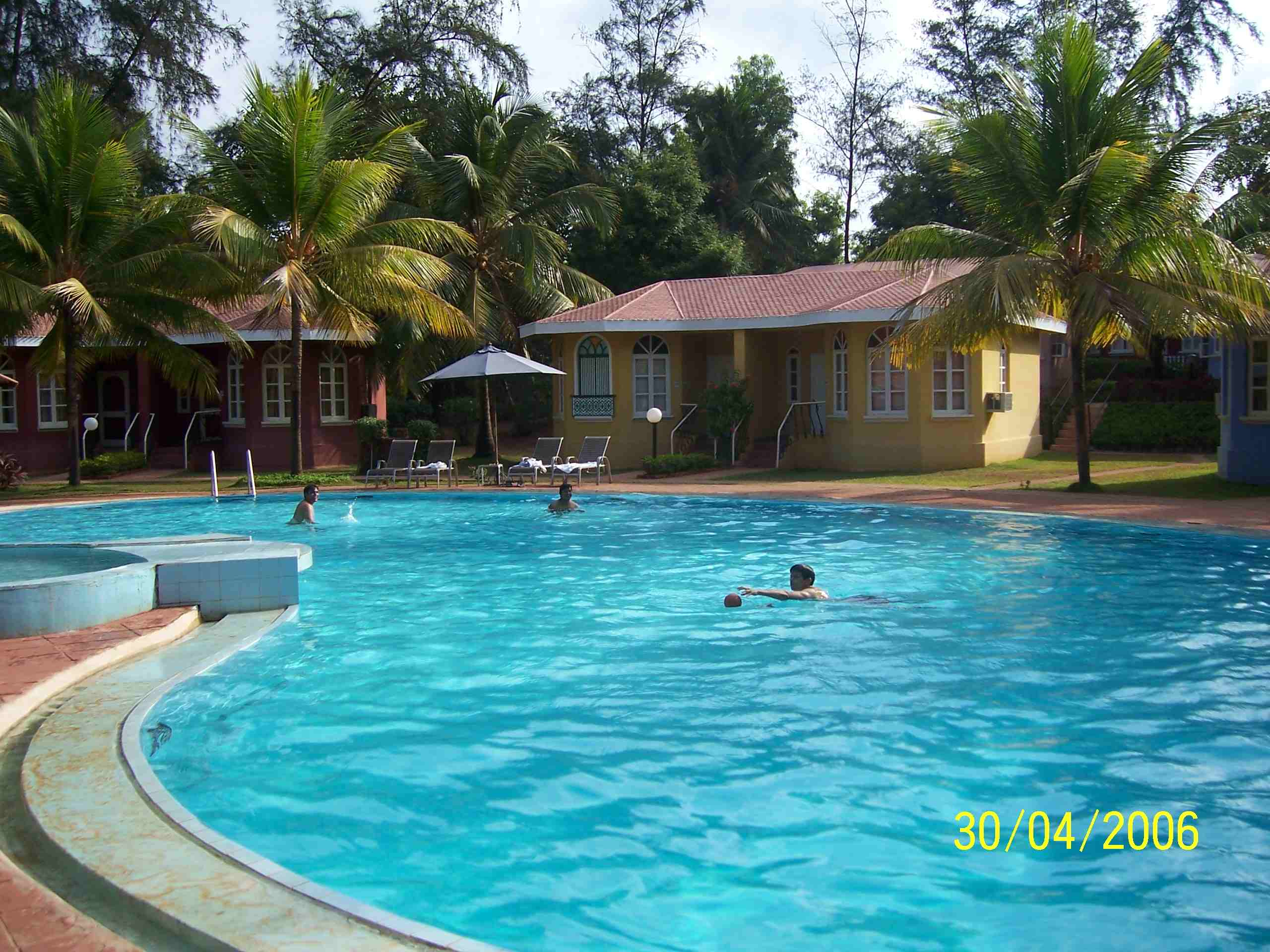 Varca Le Palms Beach Resort Goa