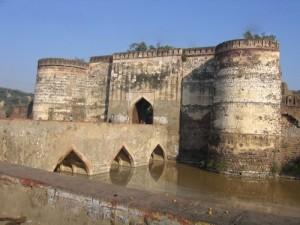 lohagarh fort bharatpur