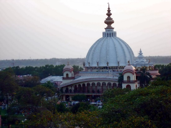 Mayapur Iskcon Temple
