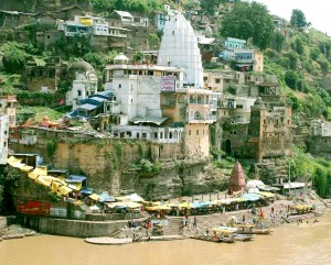 Omkareshwar temple