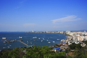 pattaya beach thailand