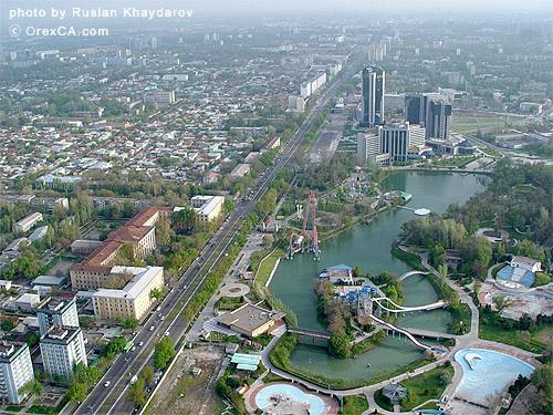 Tashkent Travel Package