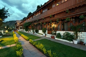 Hotel Grand View, Dalhousie