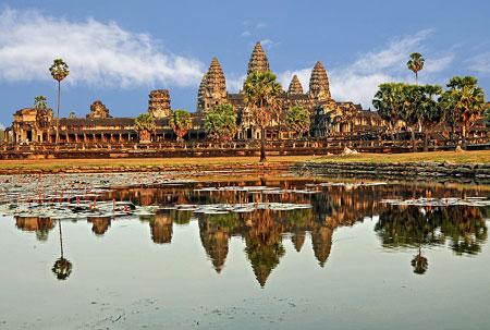Cambodia Temple Angkor Wat