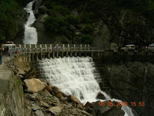 Naga Waterfalls
