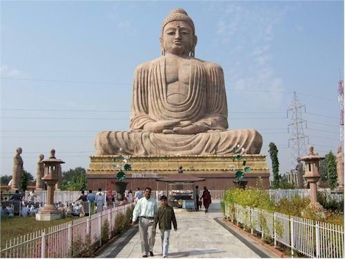 great_buddha_statue- Bodhgaya