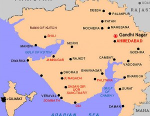 Gujarat Important Cities