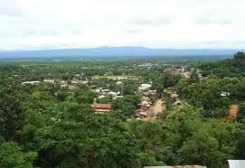 Moreh Town