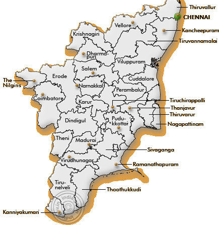 Tamil nadu travel destinations