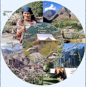 Tribal Tourist Circuit of Himachal Pradesh