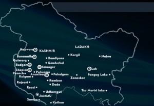 Wildlife Destinations in Jammu Kashmir