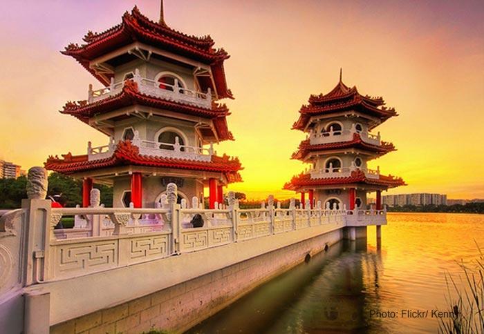 Singapore-chinese-garden