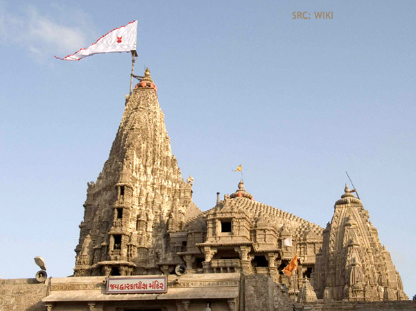 Dwarkadheesh Temple Tours in Gujarat