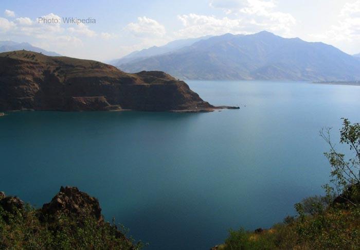 Charvak-Lake,Tashkent