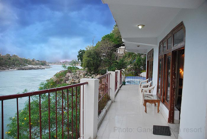 Ganga-Beach-Resort,-Rishikesh