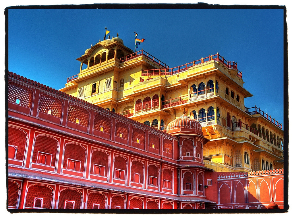 Jaipur city palace museum