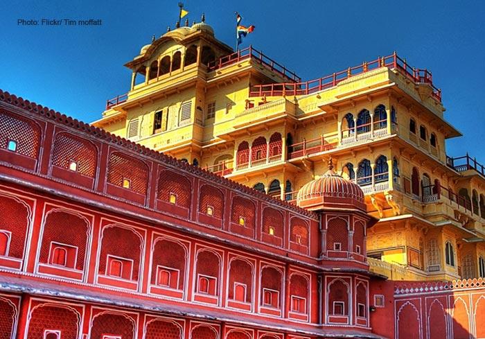Jaipur-city-palace-museum