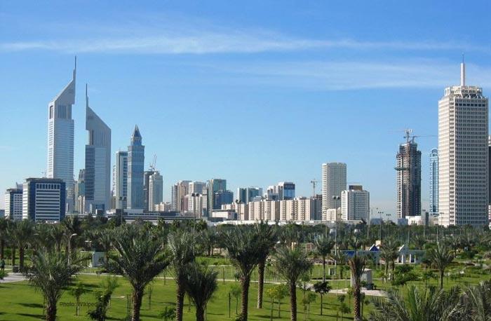 Dubai-skyline