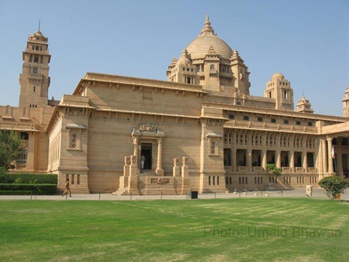 Umaid-Bhawan-Palace,-Jodhpur