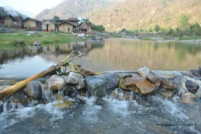 Elephant-Brook-Resort,Rishikesh