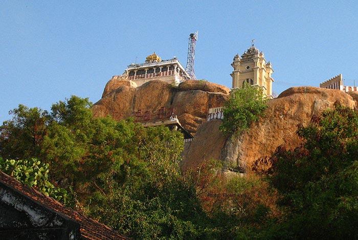 Tiruchirapalli-rock-fort-temple