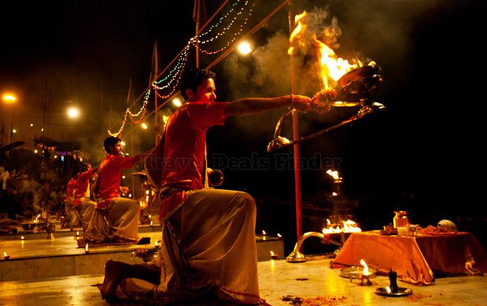 Ganga aarti