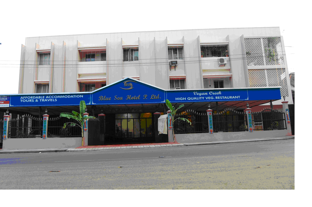 Blue Sea Hotel Port Blair