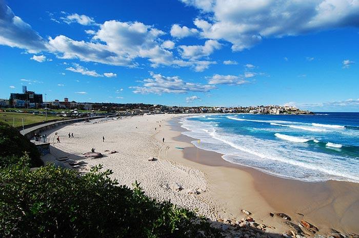 Bondi Beach-Sydney, Australia