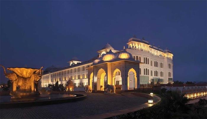 Sheraton Udaipur Palace