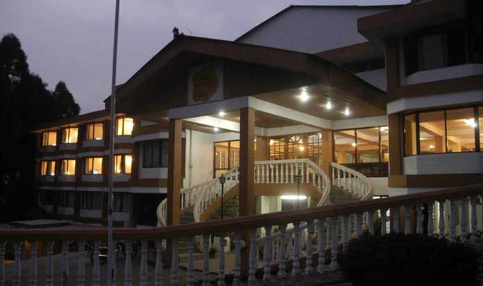 Sterling hotel, Darjeeling