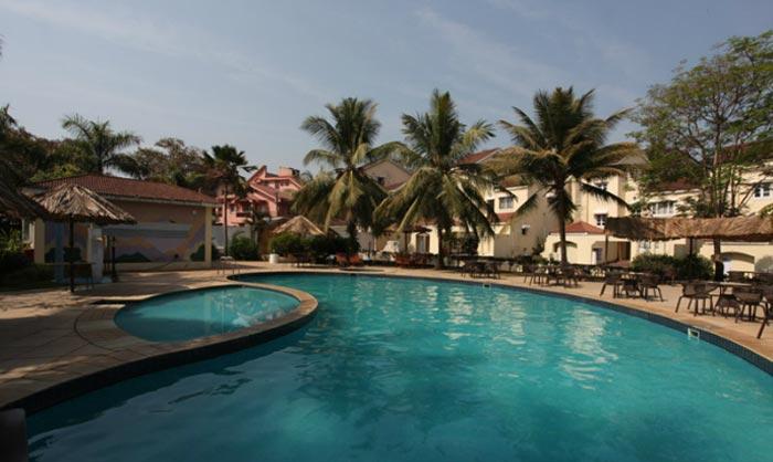 Sterling hotel Goa