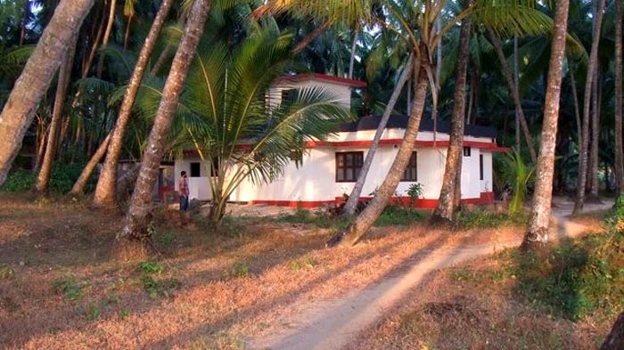 Malabar Cove Beach Resort in Kannur, Kerala