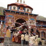 Kedarnath Badrinath Yatra 2013 from Delhi by Shatabdi train and Helicopter