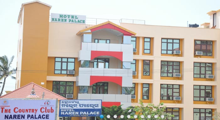 Hotel Naren Palace,Puri