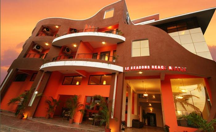 Le Seasons Beach Resort, Goa