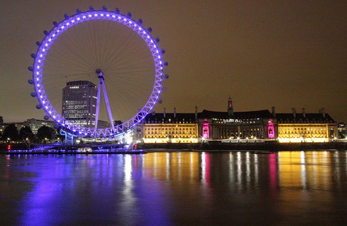 London eye de Londres
