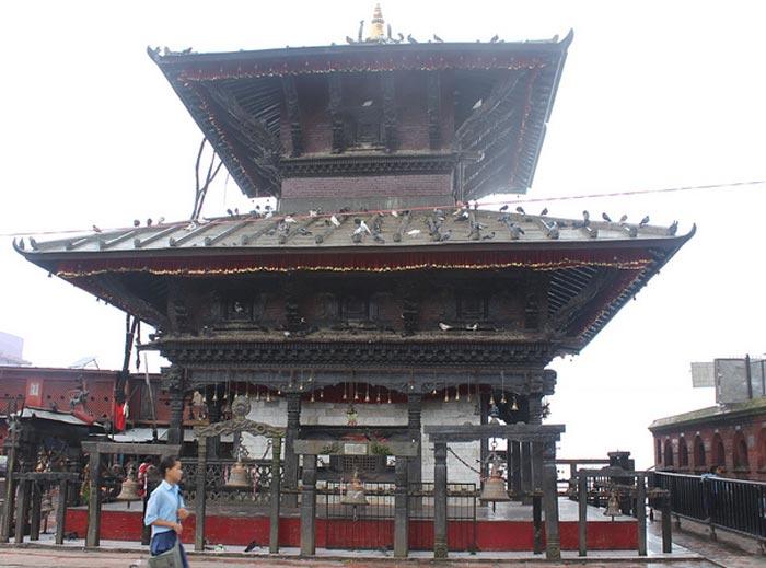 Manakamana temple,kathmandu