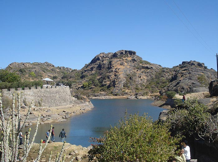 Mount Abu-Lovers-Point