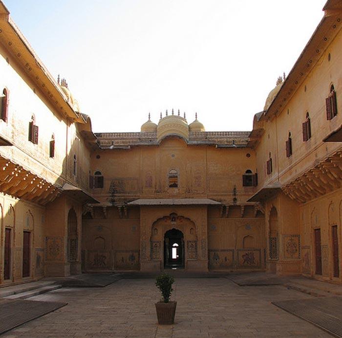 Nahargarh Fort -Jaipur