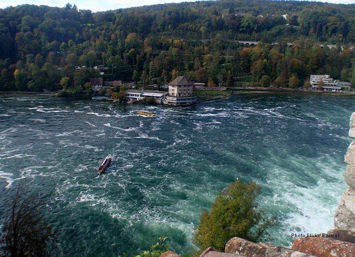 Rhine-Falls,zurich