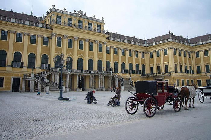 Schonbrunn Palace,Europe