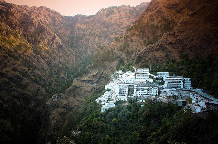 Vaishno-Devi-Temple(keshav-flickr)