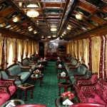 Luxurious Palace on Wheels Train Tour Package