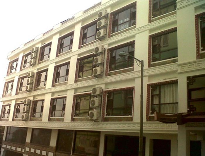 Hotel Tara Palace in Gangtok