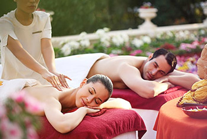 Couples Spa and Meditation